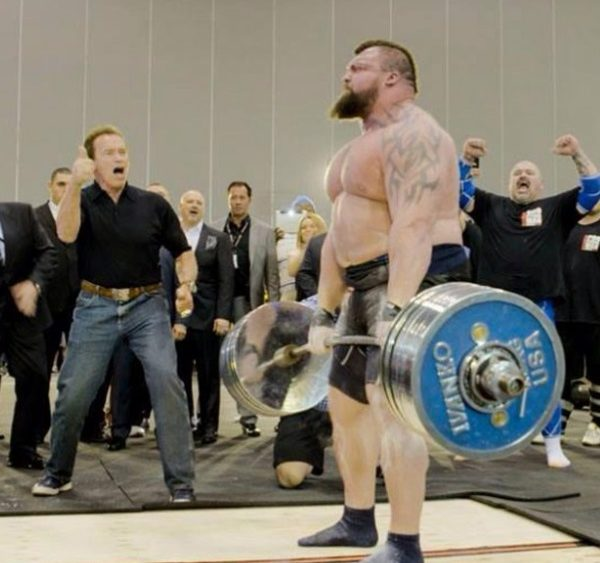 An argument for not training like Eddie Hall